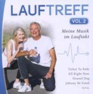 Lauftreff-Musik Im Lauftakt Vol.2