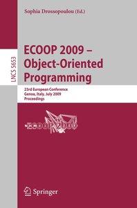 ECOOP 2009 - Object-Oriented Programming
