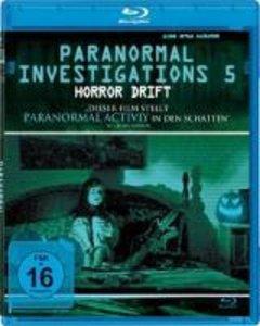 Paranormal Investigations 5 (Blu-ray)