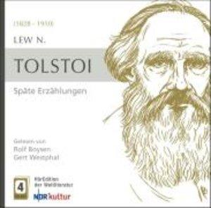 Tolstoi: Späte Erzählungen