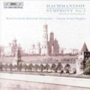 Sinfonie 1 d-moll op.13/+Prinz Rostislav