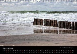 Sylt (Wandkalender 2016 DIN A3 quer)