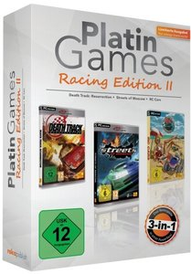 Platin Games - Racing Bundle 2 (PC)