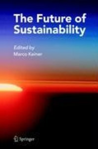 The Future of Sustainability