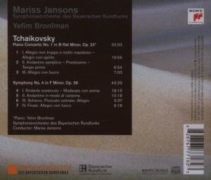 Klavierkonzert Nr.1/Sinfonie Nr.4