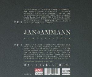 Lampenfieber: Das Live-Album