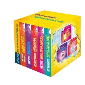 "Hörbuch-Box ""Humorvolle Unterhaltung"""