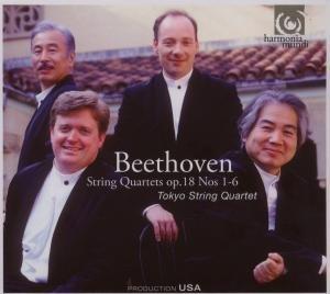 Streichquartette op.18 1-6