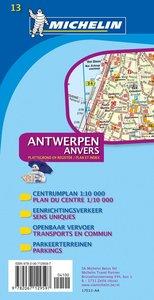 Antwerpen 1 : 15 000 Stadtplan