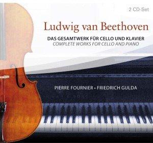 Beethoven: Das Gesamtwerk Für Cello Und Klavier