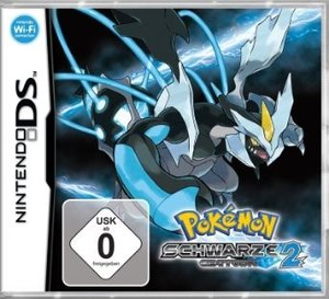Pokemon - Schwarze Edition 2 (Software Pyramide)
