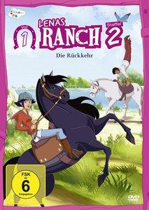Lenas Ranch-Die Rückkehr (2.Staffel Vol.1)