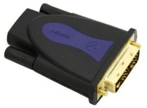 Mamba HDMI-DVI Adaptor für PC, PlayStation 3, Xbox 360