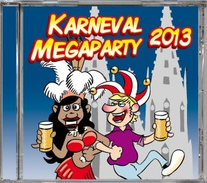 Karneval Megaparty 2013