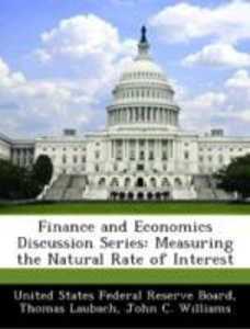 Finance and Economics Discussion Series: Measuring the Natural R