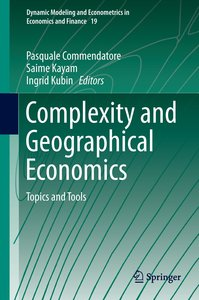 Complexity and Geographical Economics