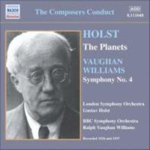 Die Planeten/Sinfonie 4