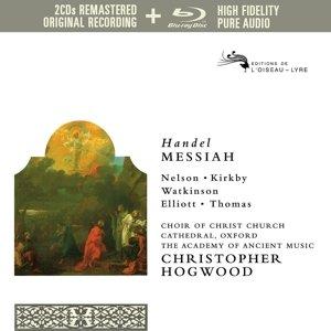 Messias (2CD+Blu-Ray Audio Disc (Ltd.Edt.))