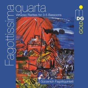 Fagottissima Quarta-Virt.Raritäten für Fagott