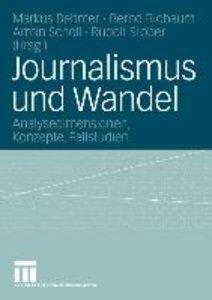 Journalismus und Wandel