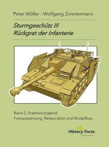 Rückgrat der Infanterie 02: Erscheinungsbild. Sturmgeschütz III