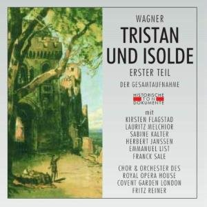 Tristan Und Isolde-Erster Teil