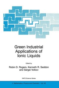 Green Industrial Applications of Ionic Liquids