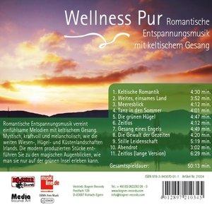 Wellness Pur: Romantische Entspannungsmusik mit keltischem Gesan