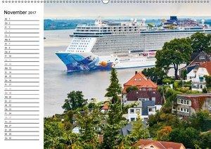 Traumschiffe kieken (Wandkalender 2017 DIN A2 quer)