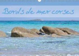 Bords de mer corses (Calendrier mural 2015 DIN A3 horizontal)