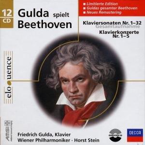 Klaviersonaten Nr. 1-32 (GA) / Klavierkonzerte Nr. 1-5 (GA). 12