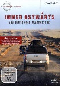 Immer Ostwärts - Von Berlin nach Wladiwostok