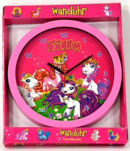 United Labels 0118407 - Filly Pony: Wanduhr
