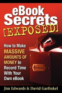 eBook Secrets Exposed: How to Make Massive Amounts of Money in R