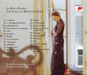 La Belle poque: The Songs of Reynaldo Hahn