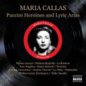 Puccini-Heldinnen U.Lyrische Arien
