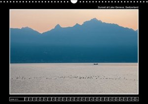 Varied Landscapes (Wall Calendar 2015 DIN A3 Landscape)