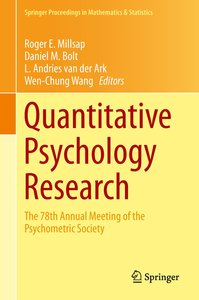 Quantitative Psychology Research