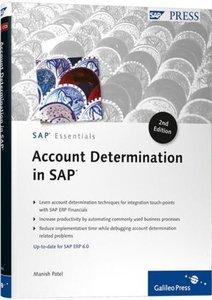 Account Determination in SAP