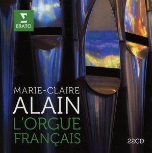 Französische Orgelmusik
