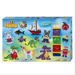 Hama 3028 - Geschenkpackung, 3x Stiftplatten 234+237+259 mit ca.