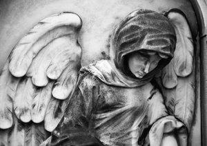 Die Engel von Melaten (Posterbuch DIN A3 quer)
