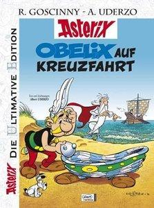 Asterix: Die ultimative Asterix Edition 30. Obelix auf Kreuzfahr