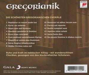 Gregorianik - Die schönsten Choräle