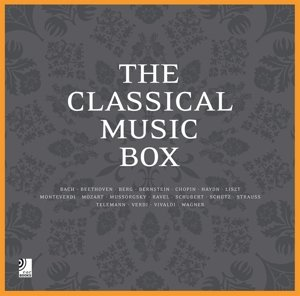 earBOOKS:The Classical Music Box