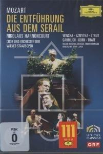 MOZART:DIE ENTFÜHRUNG AUS DEM SERAIL (DVD)