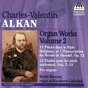 Alkan Organ Works Vol.2