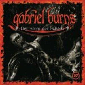 Gabriel Burns 37. Der Atem der Fahlen