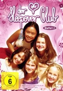 Der Sleepover Club-Staffel 1.1 (2-DVD-Box)