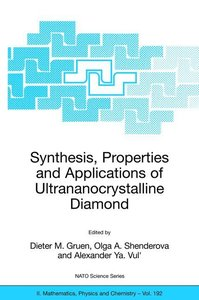 Synthesis, Properties and Applications of Ultrananocrystalline D